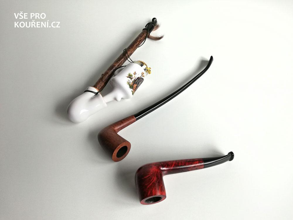 Rozdíl mezi dýmkou a fajfkou