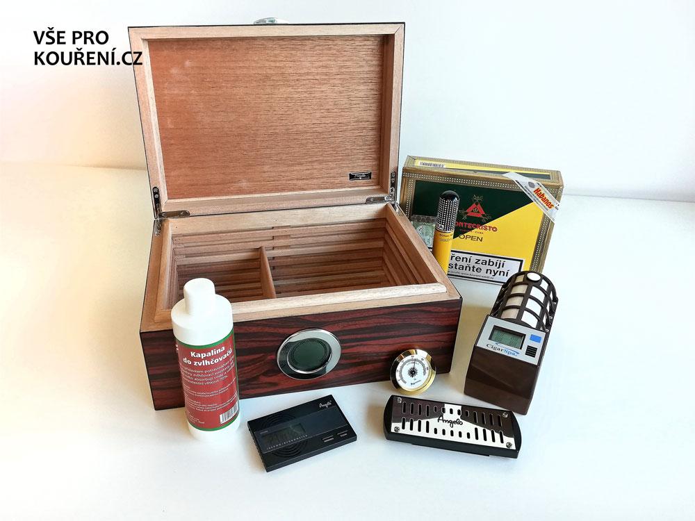 Humidory, krabička na doutníky